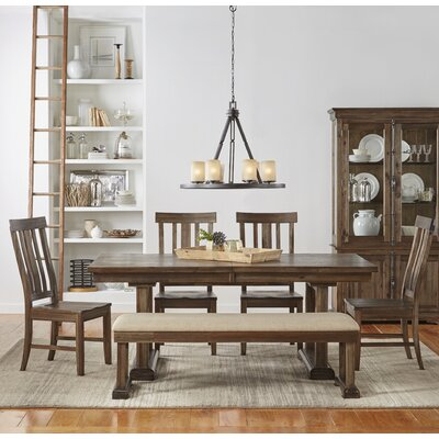 Stotts 5 Piece Dining Set