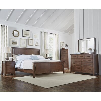 Treville Platform Customizable Bedroom Set