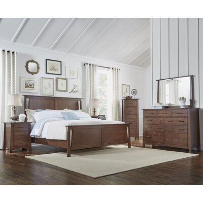 Treville Panel Customizable Bedroom Set