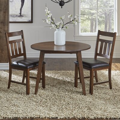 Caracara 3 Piece Dining Set