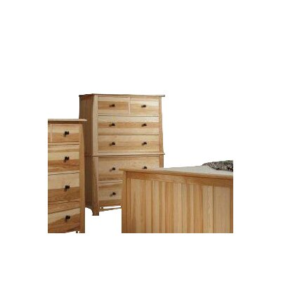 Adamstown 8 Drawer Standard Dresser