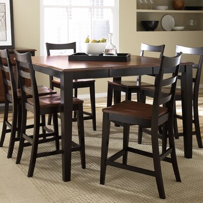 A america toluca double butterfly 13 piece rectangular for 13 piece dining table set