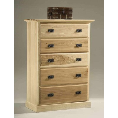 Furniture financing Amish Highlands 5 Drawer Chest...