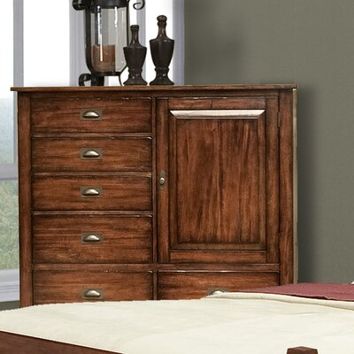Financing for Kettle Falls 6 Drawer Gentleman's C...