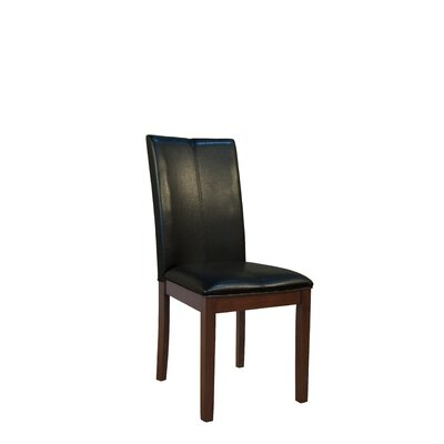 In store financing Parsons Curved Back Parsons Chair (...