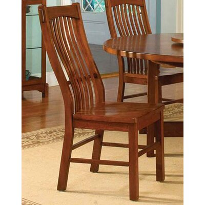 Financing Laurelhurst Slat Back Side Chair (S...