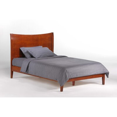 Spices Bedroom Headboard Size: Full, Finish: Cherry