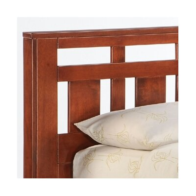 Spices Bedroom Panel Headboard Size: King