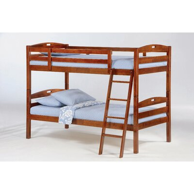 Zest Twin Bunk Bed