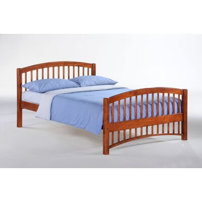 Zest Slat Bed