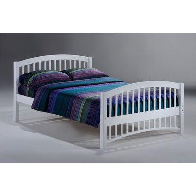 Zest Molasses Slat Bed