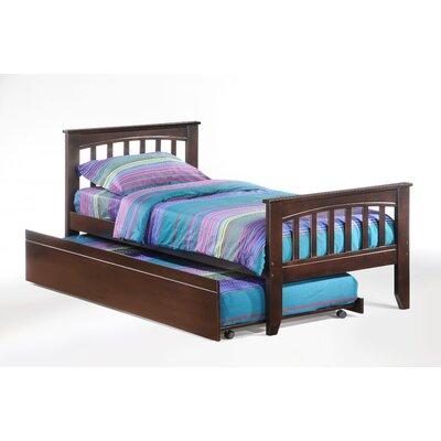 Image of Zest Sarsaparilla Bed in Chocolate (ND2700)
