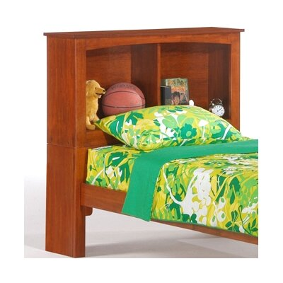 Spices Bedroom Panel Headboard Size: Twin, Color: Cherry