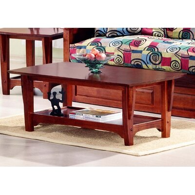 Premium Coffee Table Finish: Cherry