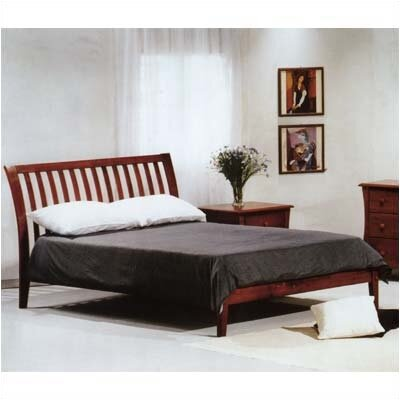 Rent to own Spices Bedroom Slat Headboard Size:...