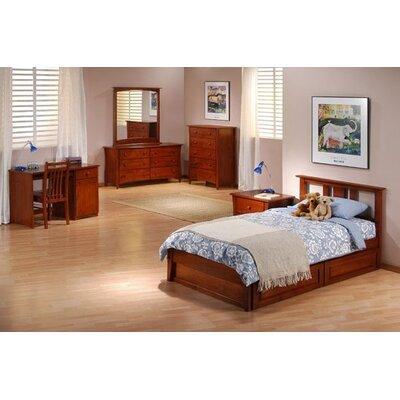 Spices Platform Customizable Bedroom set