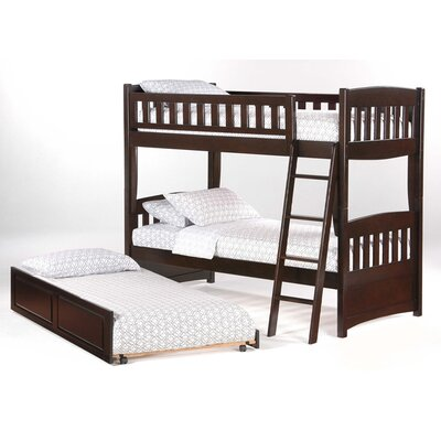 In store financing Spices Bedroom Twin over Twin Bunk ...