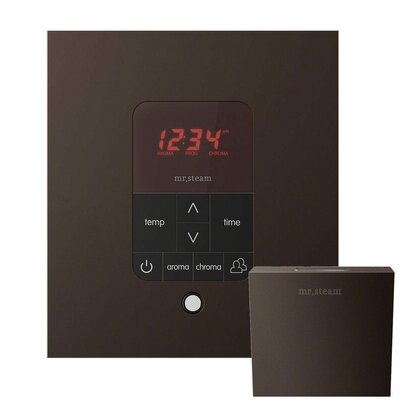 iTempo Plus Shower Control Finish: Oil Rubbed Bronze