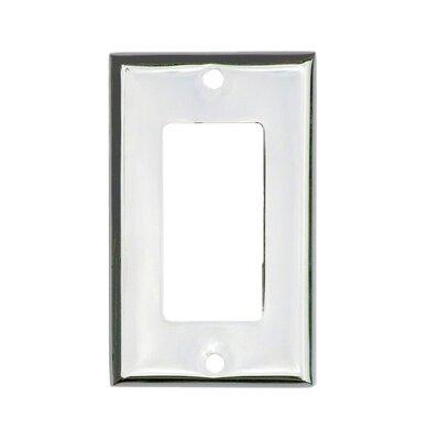Designer Finish Plate for Towel Warmer Digital Timer Finish: Polished Chrome