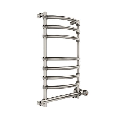 Wall Mounted Electric Towel Warmer Finish: Brushed Nickel