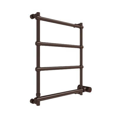 Wall Mounted Electric Towel Warmer Finish: Oil Rubbed Bronze