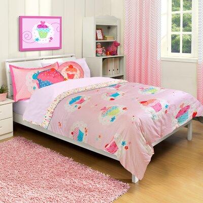 Cupcake Dreams Comforter Set Size: Full