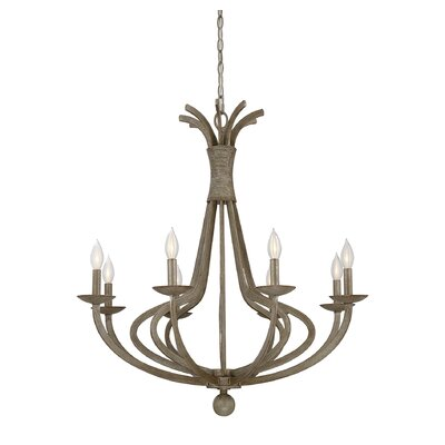 Westfield 8-Light Candle-Style Chandelier