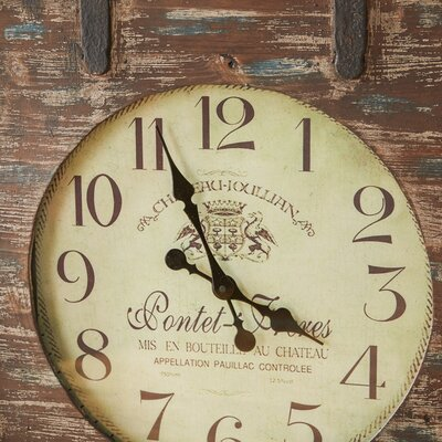 Oversized 23.5 St.Clair Wall Clock