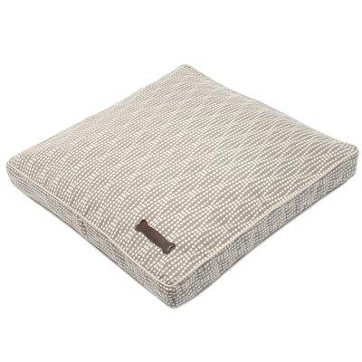 Pearl Mat/Pad Dog Pillow Size: 30 W x 30 D