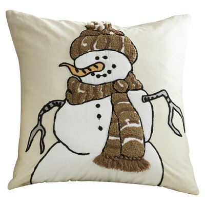 Marco Cotton Throw Pillow