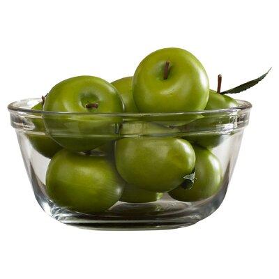 Fae Decorative Green Apple