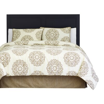 Staverton 4 Piece Comforter Set Size: Queen