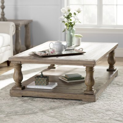 Airelle Coffee Table Finish: Rustic Pine