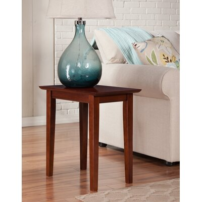 Oliver End Table Finish: Walnut