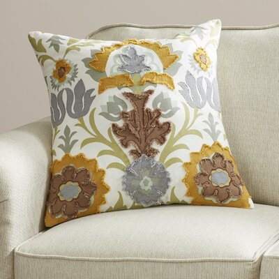 Honezovice Cotton Duck Throw Pillow