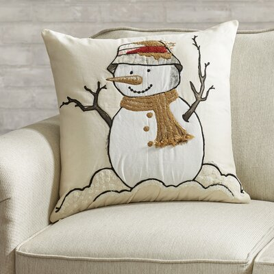 Maren Cotton Throw Pillow