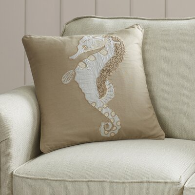 Lloyd Cotton Duck/Sheeting Throw Pillow