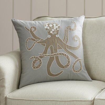 Gullane Cotton Duck/Sheeting Throw Pillow