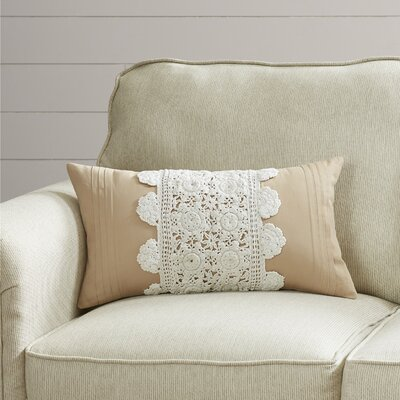 Canadice Cotton Lumbar Pillow
