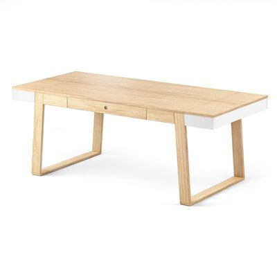 Magh Dining Table Finish: Oak