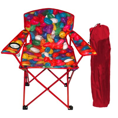 Jelly Bean 2 Piece Kids Camping Chair Set 74520