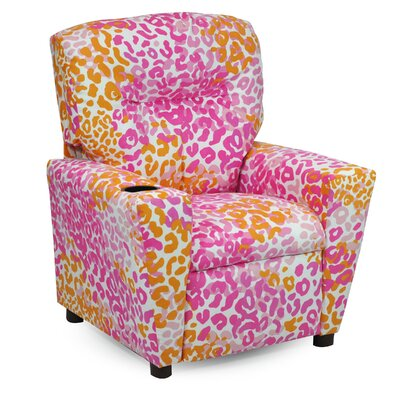 Liv Kids Recliner with Cup Holder 1300-1-LIVPK