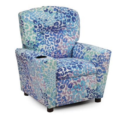 Liv Kids Recliner with Cup Holder 1300-1-LIVBL