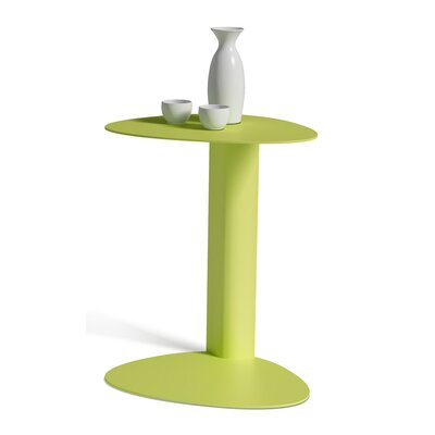 Bink Mobile Media End Table Color: Wasabi