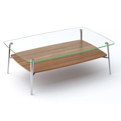 Tazz coffee table finish satin white size 1525 h x 52 w x 32 d for Table 52 prices