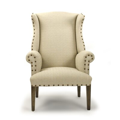 Wingback Chair #10 Wing Back Chair