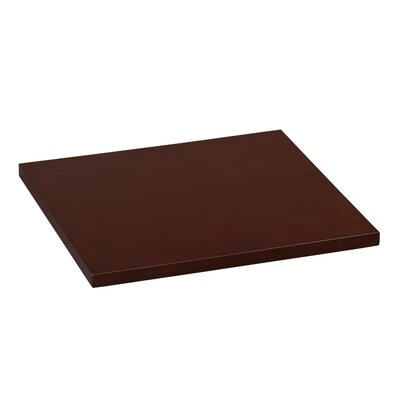 Contempo 19 Single Bathroom Vanity Top Top Finish: Dark Cherry