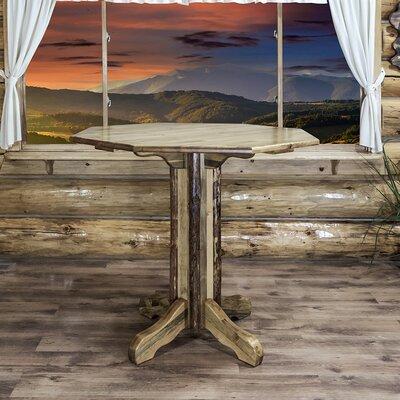 Tustin Pub Table Size: 40 H x 45 W x 45 D