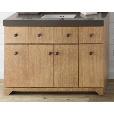 Amberlyn 24 Bathroom Vanity Cabinet Base in Vintage Honey