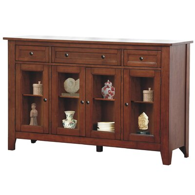Garden Grove Sideboard Finish: Chestnut